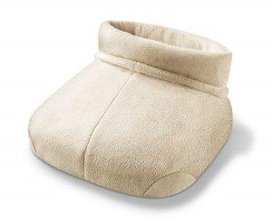 chauffe pieds massage
