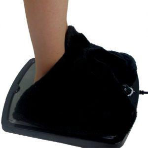 chauffe pieds fourrure
